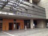 初台駅から新国立劇場へのルート